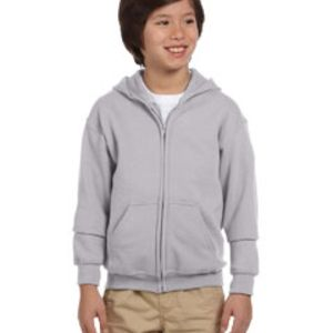 Youth Heavy Blend™ 8 oz., 50/50 Full-Zip Hood Thumbnail