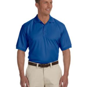 Men's Dri-Fast™ Advantage™ Solid Mesh Polo Thumbnail