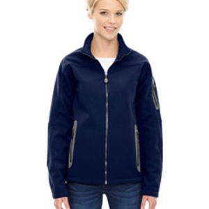 Ladies' Three-Layer Fleece Bonded Soft Shell Technical Jacket Thumbnail