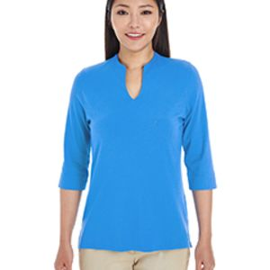 Ladies' Perfect Fit™ Tailored Open Neckline Top Thumbnail