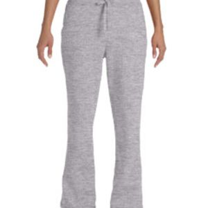 Heavy Blend™ Ladies' 8 oz., 50/50 Open-Bottom Sweatpants Thumbnail