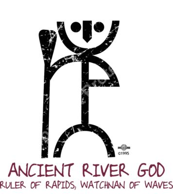 Ancient River God Front