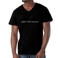 Men's Organic Pima Cotton Perfect V-Neck T-Shirt Thumbnail