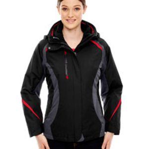 Ladies' Height 3-in-1 Jacket with Insulated Liner Thumbnail