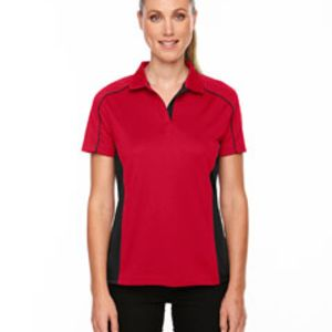 Ladies' Eperformance™ Fuse Snag Protection Plus Colorblock Polo Thumbnail